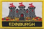 1000FLAGS OWN RECTANGULAR EMBROIDERED PATCHES