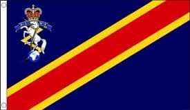 British Army Royal Electrical and Mechanical Engineers REME 5'x3' (150cm x 90cm) Flag