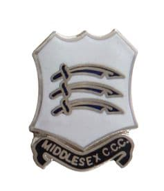 Middlesex County Cricket Club CCC Pin Badge