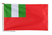 Nigeria Red Ensign Flag With Rope and Toggle - Various Sizes