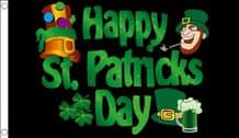 ST PATRICK'S DAY - 17th MARCH 2022