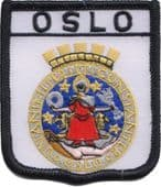 TRADITIONAL EMBROIDERED PATCHES
