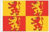 WALES BOAT FLAGS