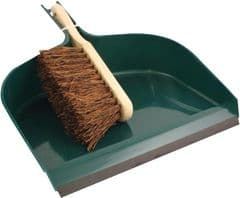 BENTLEY P0014/P.35  Large Dustpan And Brush