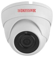 DEFENDER SECURITY DFR15  Camera Dome 1080P Hd Hybrid Ip66 Wht