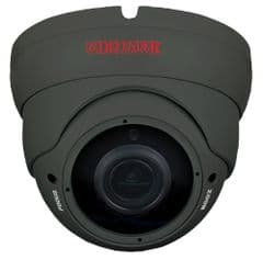 DEFENDER SECURITY DFR16  Camera Dome 1080P Hd Hybrid Ip66 Vf Grey