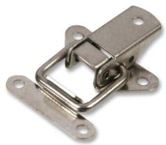 DURATOOL D01181  Toggle Catch 45Mm Nickel (Pk5)