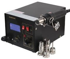 DURATOOL D01841  Smd Rework Station Lcd