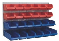 DURATOOL D01971  Storage Bin Set 25Pc
