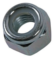 DURATOOL D02046  M16 Lock Nuts Stainless Steel  Pk50