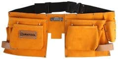 DURATOOL D02354  Tool Belt Leather