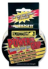 EVERBUILD 2POWERGRIP25  Tape Double-Sided Powergrip 25Mm