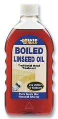 EVERBUILD BOILLIN  Oil Boiled Linseed 500Ml