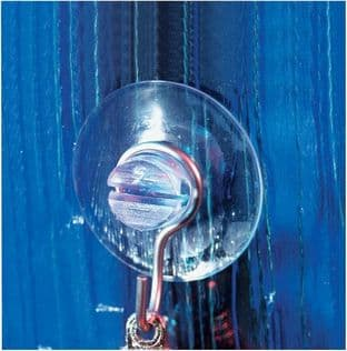 PREMIER AC03089  Suction Cups With Hook Dual Purpose