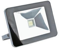 PRO ELEC PEL00418  30W Led Floodlight With Microwave Sensor