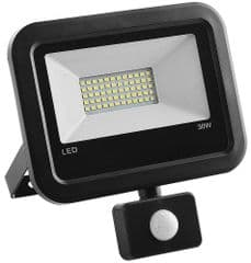 PRO ELEC PEL00937  30W Led Floodlight With Pir