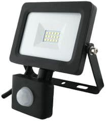 PRO ELEC PEL01015  10W Led Floodlight With Pir
