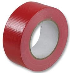 PRO POWER 3130 RED  Tape Gaffa 50Mm X 50M Red