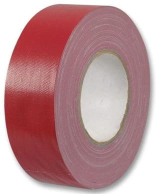 PRO POWER 89T RED  Gaffa Tape Premium 50Mm X 50M Red