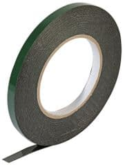 PRO POWER ADSFT12X10  Tape Double Sided Foam 12Mm X 10M