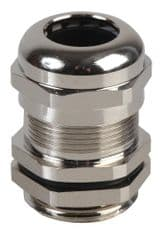 PRO POWER CGMAM25  Cable Gland Brass M25 X 1.50Mm