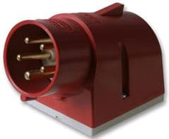 PRO POWER PE1665SMB  Wall Mount Inlet 415V