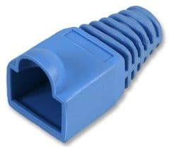 PRO POWER SH001 5 BLUE 50  Strain Relief 5Mm Blue 50/Pack