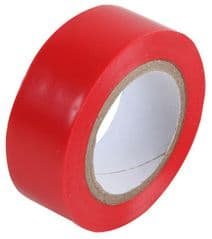 PRO POWER SH5005RED  Insulation Tape 19Mm X 8M Red