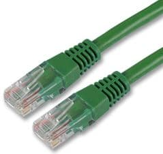 PRO SIGNAL CCAPLEAD 4MGREEN  Patch Lead Cca Conductor Green 4M