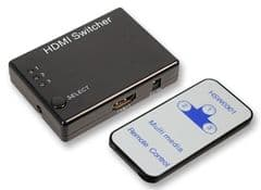 PRO SIGNAL PSG08414  Switch,Hdmi,3 To 1,Auto With Remote