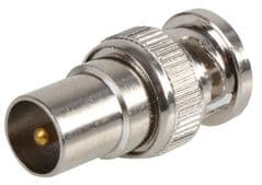 PRO SIGNAL RW1-036  Adaptor Bnc Male To Tv Coax Plug