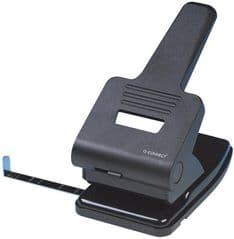 Q CONNECT KF01237  Hole Punch Extra H/Duty Blk