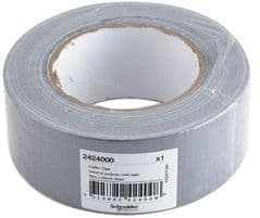SCHNEIDER ELECTRIC 2424000  Ducting Tape 50Mmx50M Silver