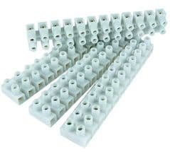 SCHNEIDER ELECTRIC 3000430  Terminal Connectors 15A White