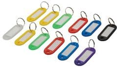 SILVERLINE 844160  Master Key Rings 12Pk