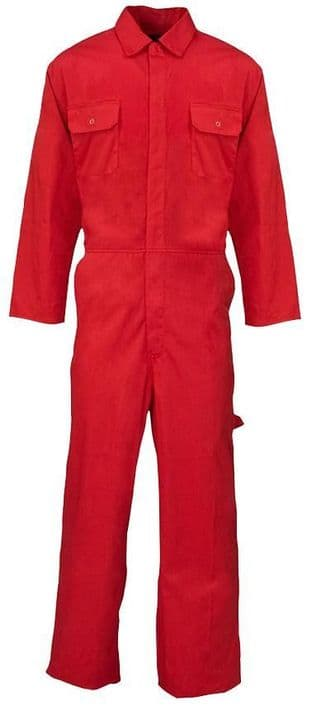 ST 51201  Overall Red S
