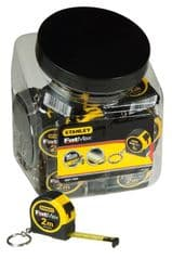 STANLEY FMHT1-33856  Tape Measure 2M Pack X36