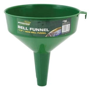 """BROOKSTONE BR350265  Funnel Bell 7.5"""""""