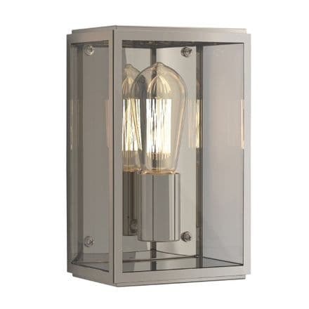 Astro 1095003 Homefield 160 Wall Light Polished Nickel