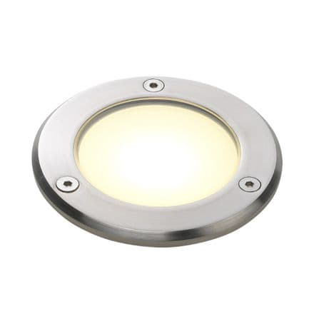 Astro 1201001 Terra 90 LED Brushed Stainless Steel