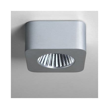 Astro 1255003 Samos Square LED 2700K Recessed Spot Light Anodised Aluminium