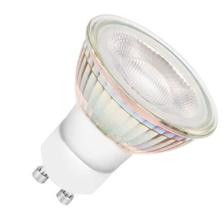 BELL 05965 6W Dimmable Glass LED GU10 Daylight White