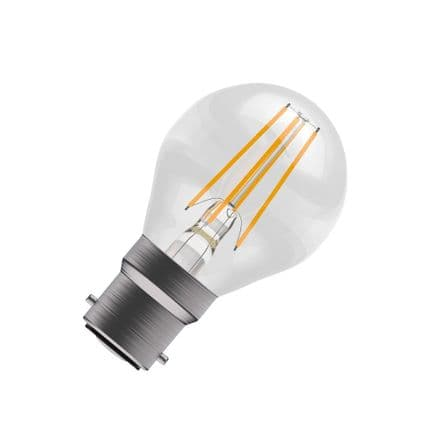 BELL Filament LED 45mm Round Bulb 4w BC