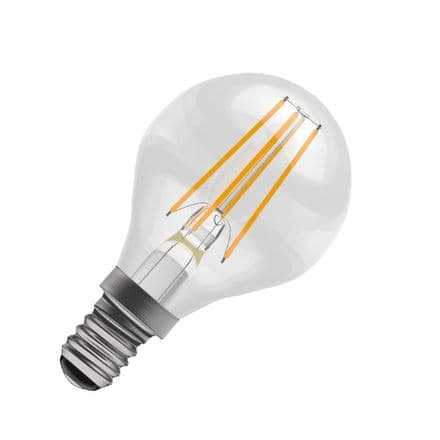 BELL Filament LED 45mm Round Bulb 4w SES