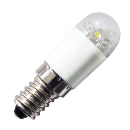 BELL LED Appliance Fridge Bulb 1w SES Clear