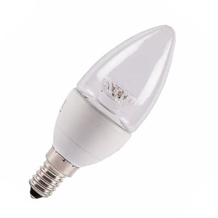 BELL LED Candle Bulb 4w Dimmable SES