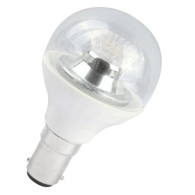 BELL LED Round 45mm Golf Ball Bulb 4w Dimmable SBC/ B15