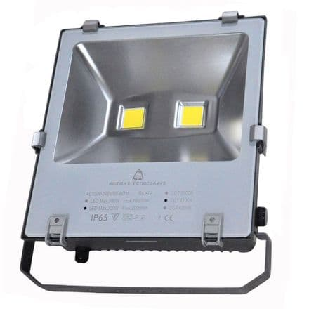 Bell 04427 Skyline Pro 200W LED Floodlight with Photocell