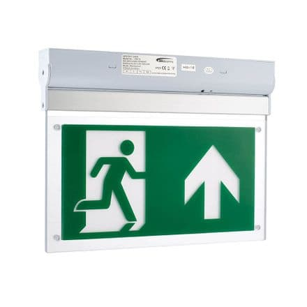 Bell 09012 Spectrum Surface LED Emergency Exit Blade