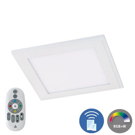 Eglo 96662 Salobrena-C Connect Controlled Tuneable White & RGB 300x300 LED Panel